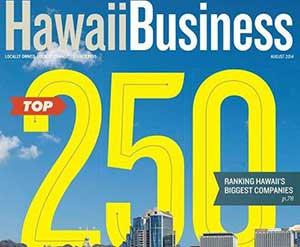 Top 250 Businesses in Honolulu
